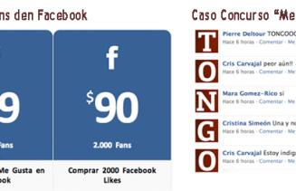 Comprar Fans Facebook Caso Mahou Crisis Soial Media