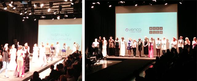 Moda Sabadell Desfilada Escola Modailla Carles Gili