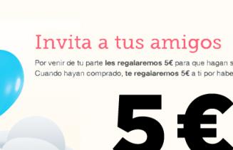 Invitacion Amigo Ulabox 5 euros