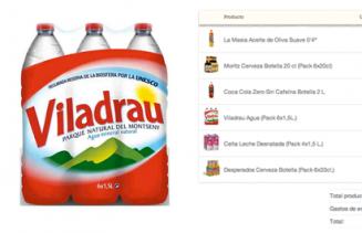 Productos Ulabox Supermercado Online en Sabadell, Barcelona y Toda España