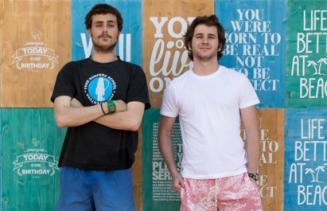 Fundadores MissWodd Javier Galceran y Albert Sanz