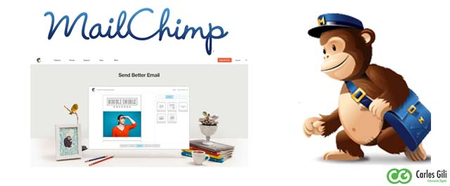 Campañas de email marketing con Mailchimp