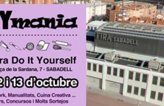Feria DIYMANIA en la ciudad de Sabadell Entradas
