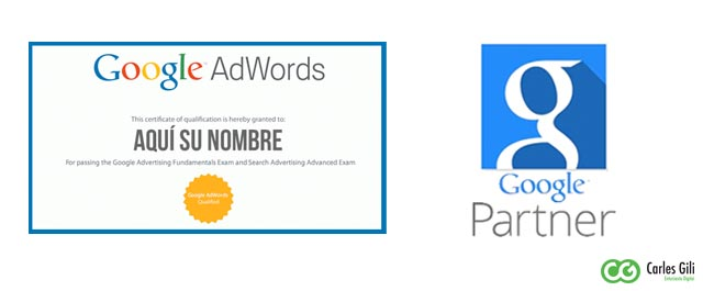 how to get google adwords certified partner