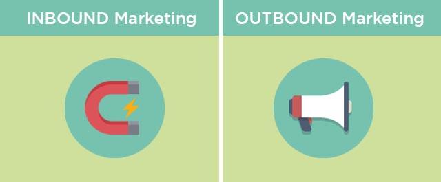 Diferencias entre Inbound Marketing y Outbound Marketing