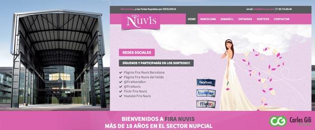 La Fira Nuvis Sabadell Carles Gili