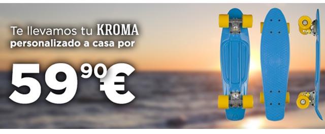 Mini Cruiser Kroma más barato que Penny Skateboards