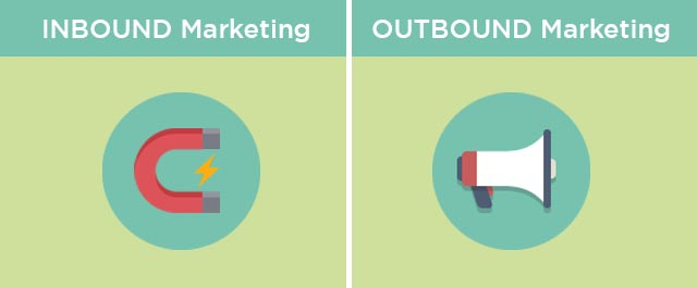 Diferencias entre Inbound Marketing y Outbound Marketing